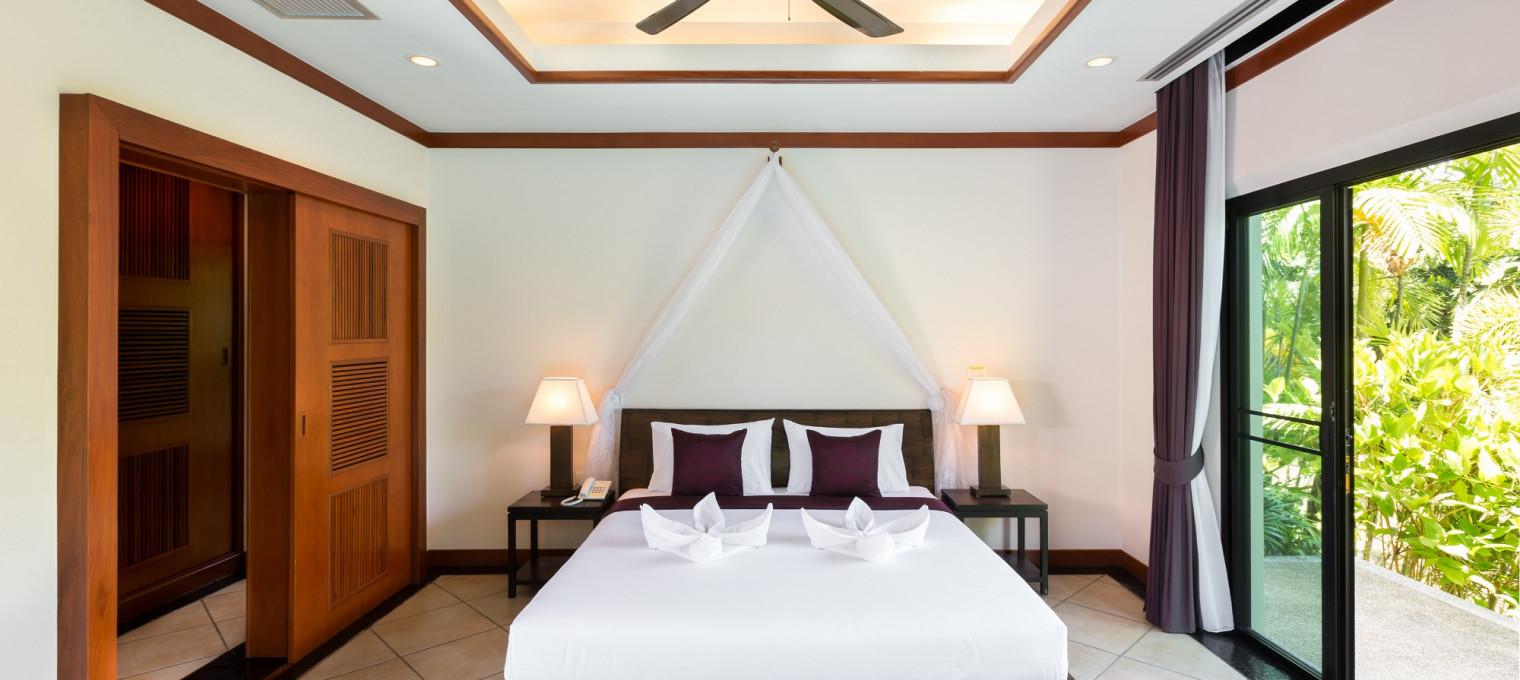 2-спальная Вилла с бассейном на пляже Най Харн NH0022