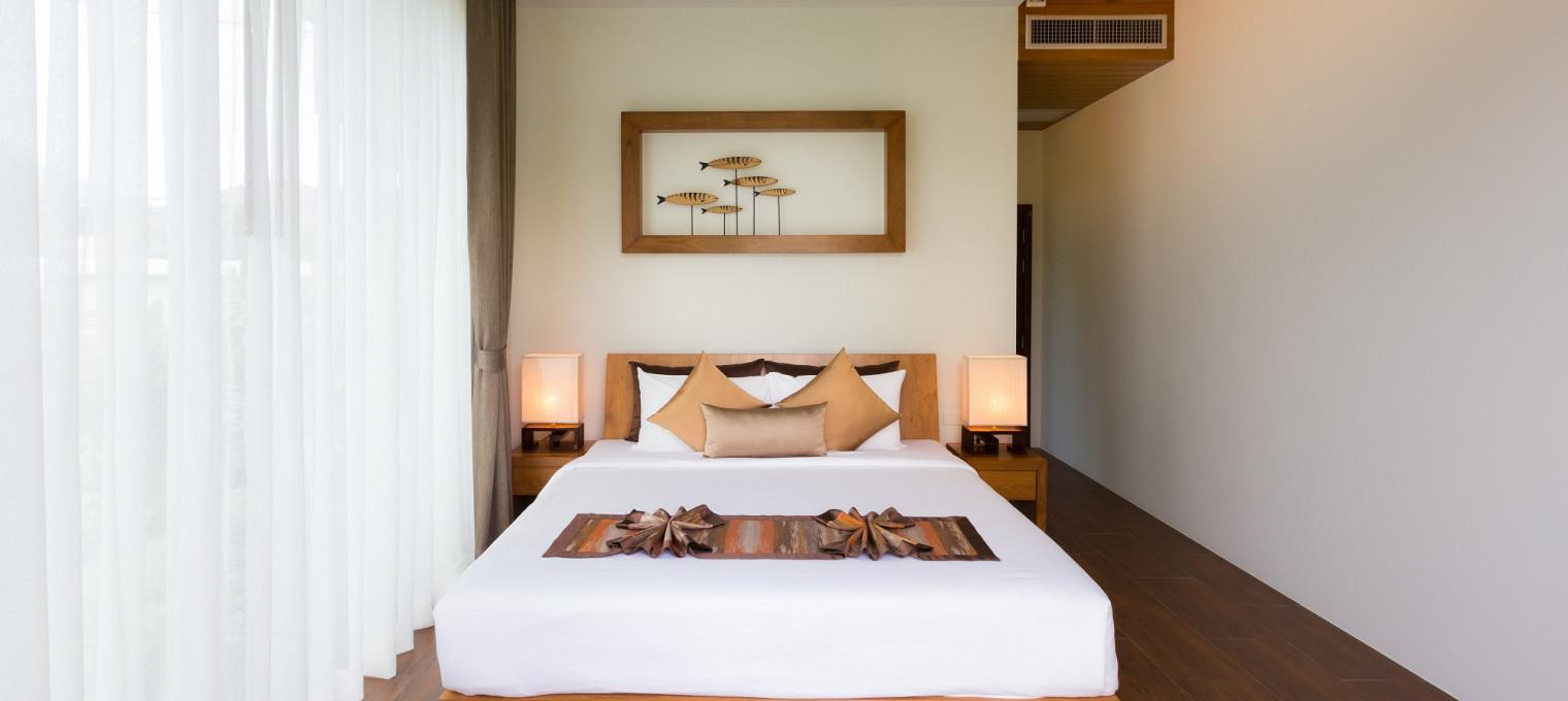 Современная 3-спальная Вилла на пляже Най Харн NH0025