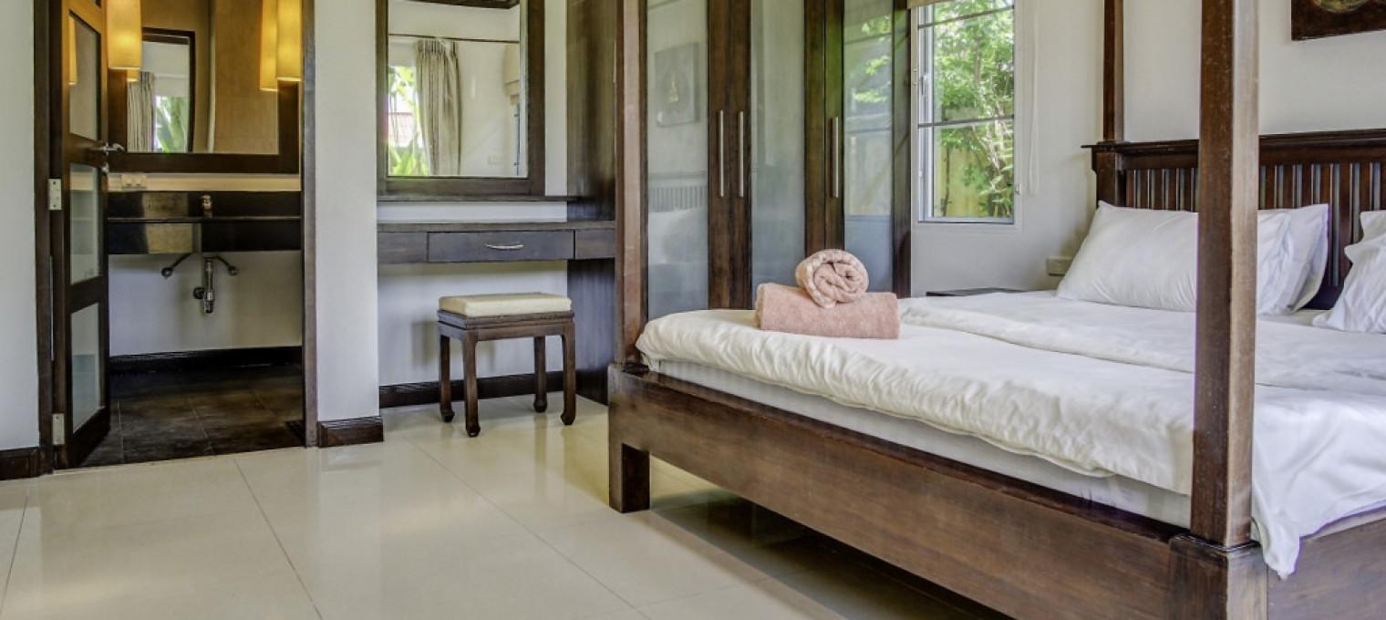 Вилла с бассейном и 3 спальнями в районе Раваи RW0080