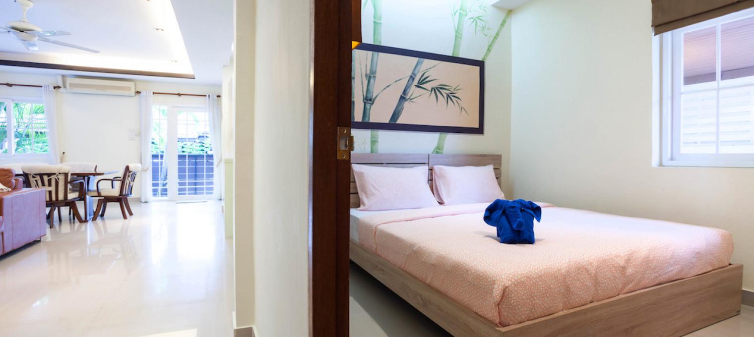 Трехспальная вилла в районе Кату KTH0001