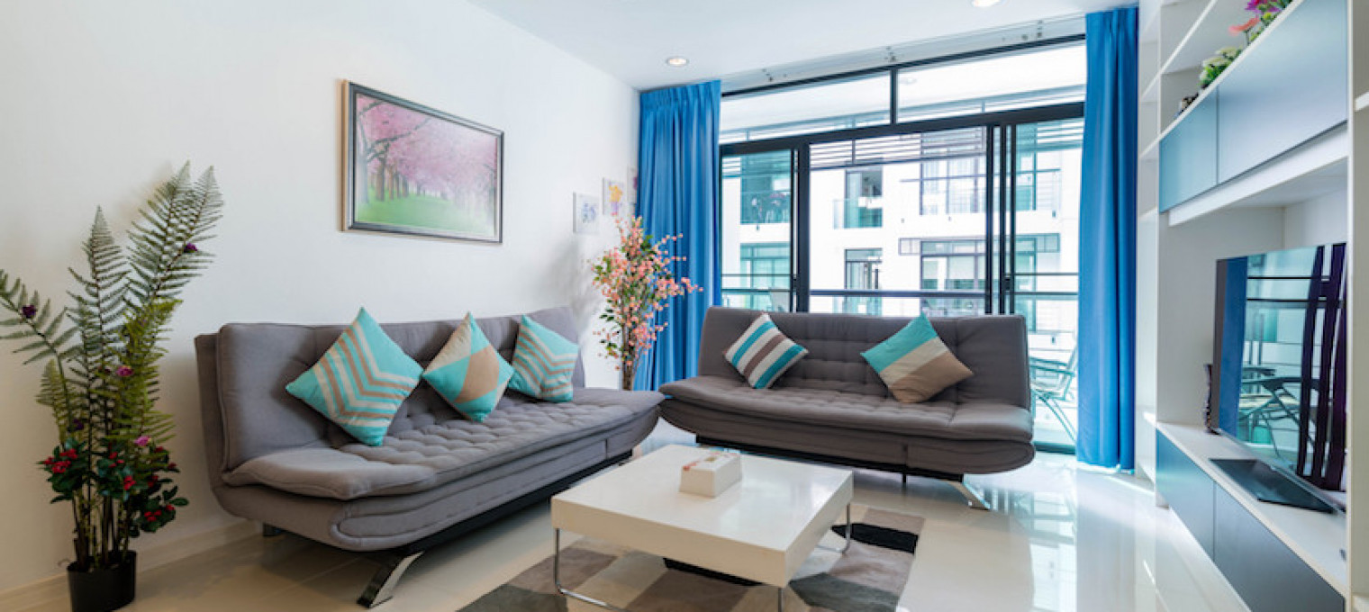 3-спальные апартаменты  на пляже  Камала KМ0004