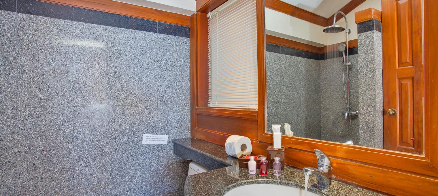 3-спальная вилла дэлюкс на пляже Калим PT0003