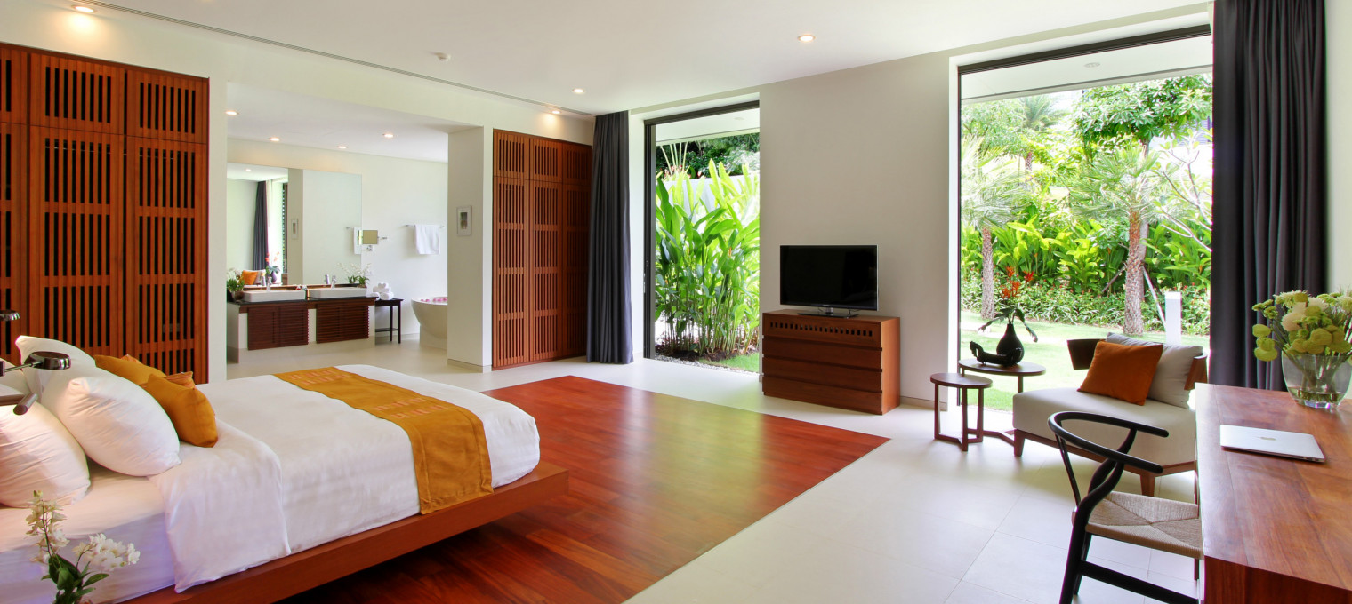 Ультрасовременная вилла с 4 спальнями на Мысе Яму MY0005