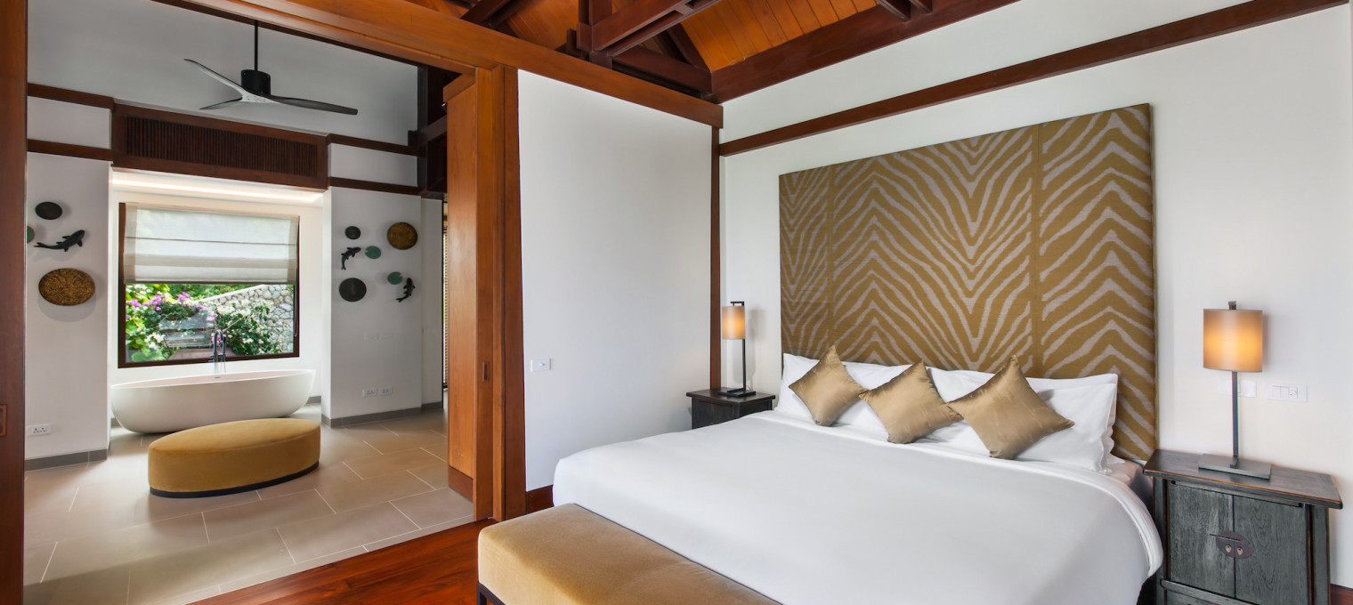 Совершенная люксовая вилла с 6 спальнями на пляже Камала KM0010