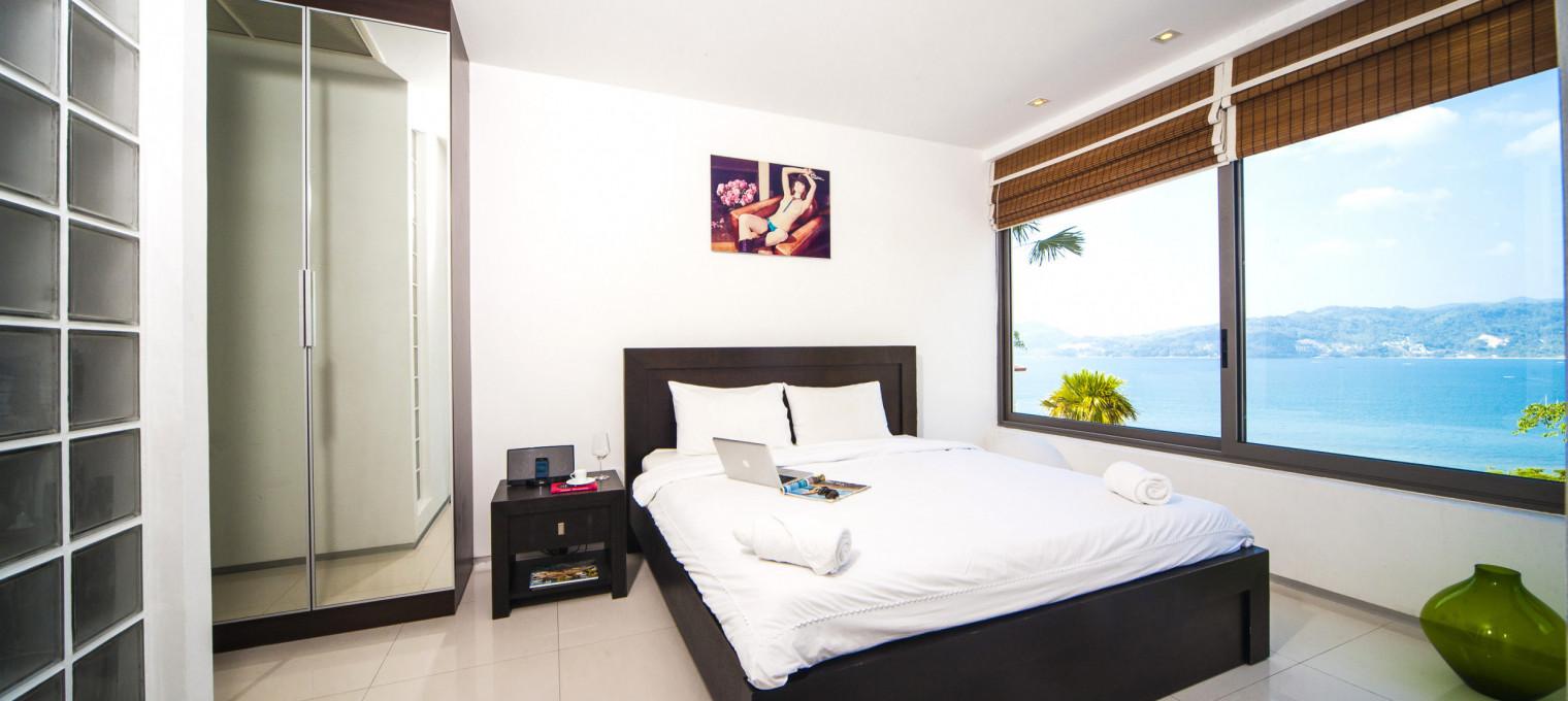 Вилла с 3 спальнями и панорамным видом на Адаманское море PT0004