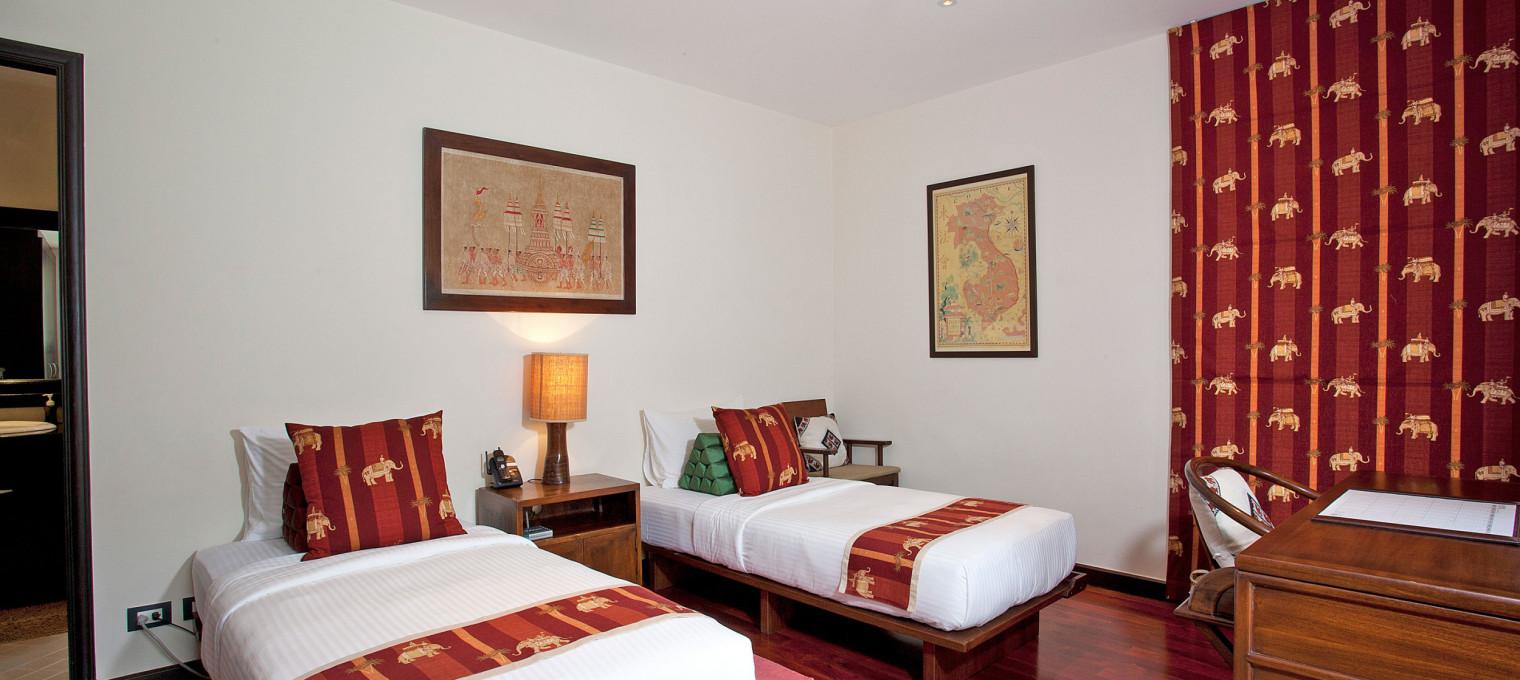 Сказочная вилла с 4 спальнями рядом с пляжем Лаян LN0001